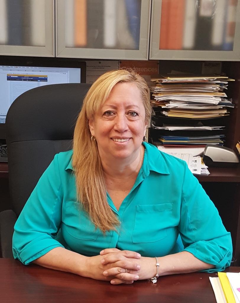 Ms. Navarro, Principal